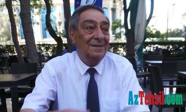 """Rəşid Mahmudov: """"Koronavirus oyuncaq deyil, ona qalib gəlməyin bir yolu var..."""""""