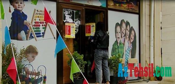 Gəncədə karantin rejimini pozan uşaq bağçası aşkarlandı