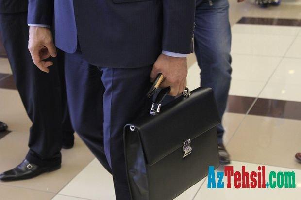 Sahil Babayev rektorun oğluna yüksək vəzifə verdi
