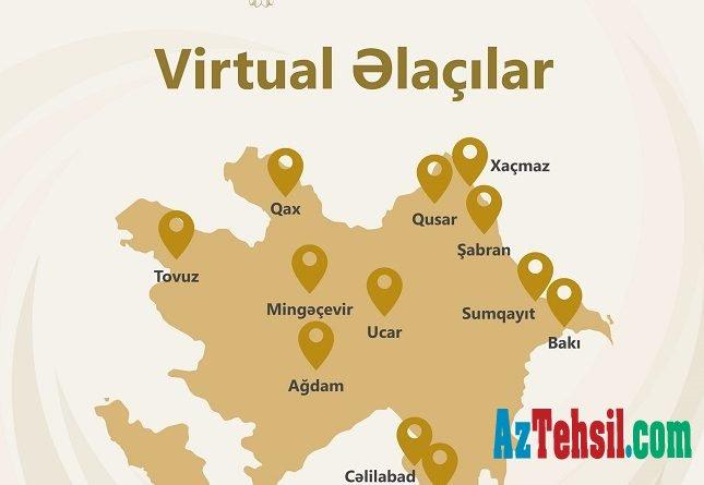 """VI """"Virtual əlaçı"""" bilik yarışmasına start verilir"""