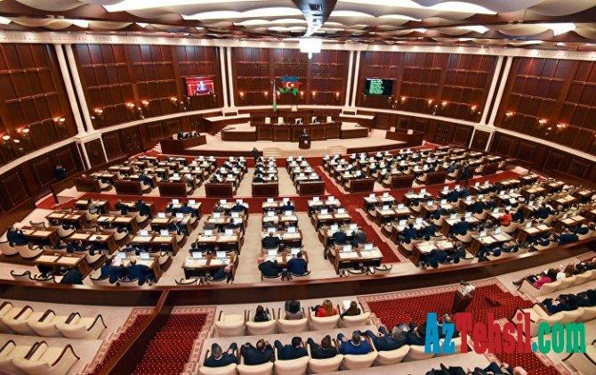 Parlamentdə Azərbaycan dili ilə bağlı dinləmələr keçiriləcək