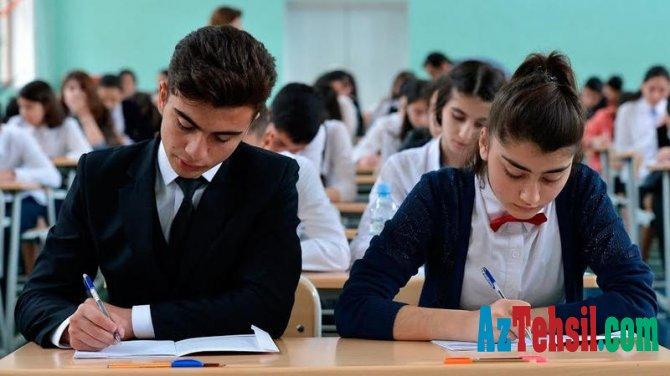 Azərbaycan dili fənni üzrə imtahanın keçirilməsi qaydaları