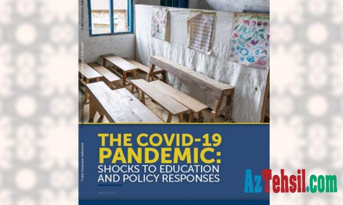 Pandemiyanın təhsilə təsiri