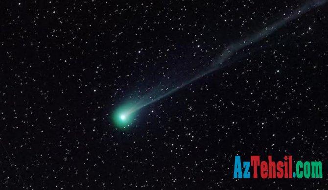 Günəş sisteminin növbəti qonağı: SWAN kometi