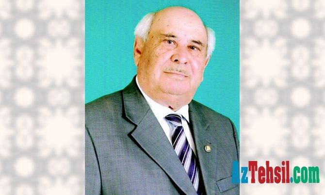 Azərbaycan təhsil və pedaqoji fikir tarixinin mahir tədqiqatçısı