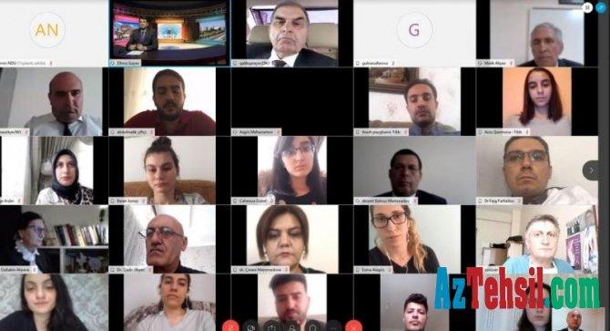 Tibb mövzusunda beynəlxalq elmi konfrans