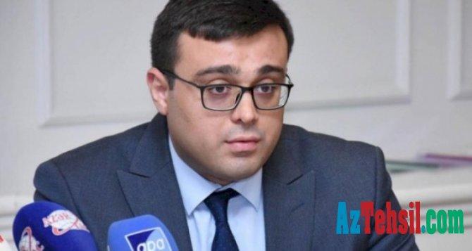 """""""Son 7 ildə  23 000 müəllim işə qəbul edilib""""-Murad Camalzadə"""