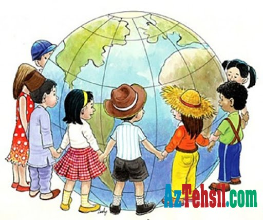 Uşaqların Beynəlxalq Müdafiəsi günüdür