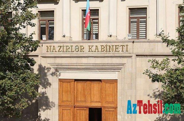 Nazirlər Kabineti ümumi təhsil müəssisələri ilə bağlı QƏRAR VERDİ