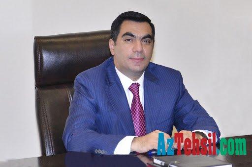 """Elmar Qasımov : """"Tələbələr təhsilverəndən güzəşt yox, keyfiyyətli təhsil tələb etməlidir"""""""