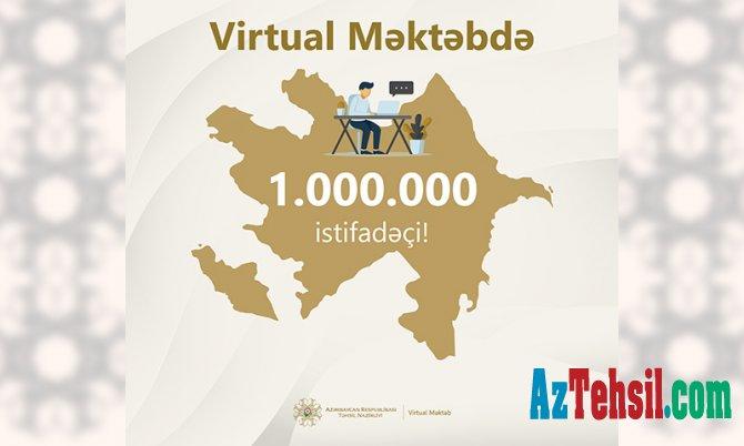 """Milyonçu """"Virtual məktəb""""li"""