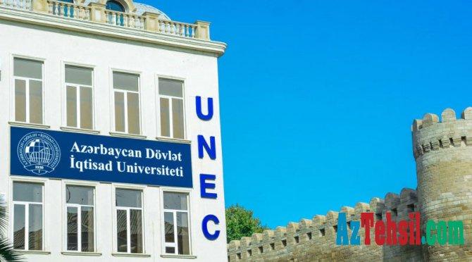 UNEC-in millət vəkili olan tanınmış məzunu ilə görüş keçirilib