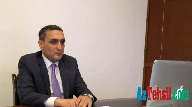 MDU Rektoru Şahin Bayramovun imtahan sessiyası ilə bağlı tələbələrə müraciəti