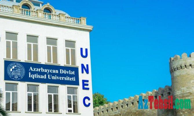 UNEC-də yeni ixtisaslar yaradılıb