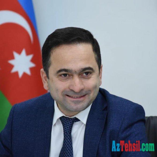 """Cəsarət Valehov: Azərbaycanda ilk dəfə virtual """"Son zəng"""" keçiriləcək"""