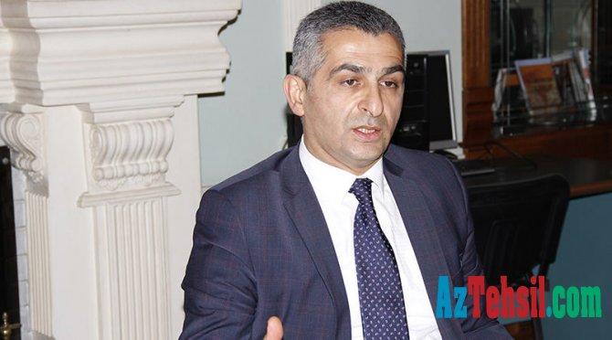 İlqar Orucov: MİQ imtahanı zamanı bütün təhlükəsizlik qaydaları təmin ediləcək