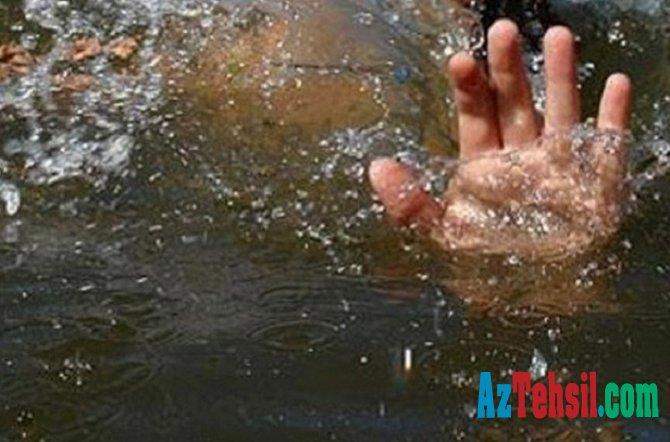 Kürdə batan 14 yaşlı oğlanın meyiti tapılıb