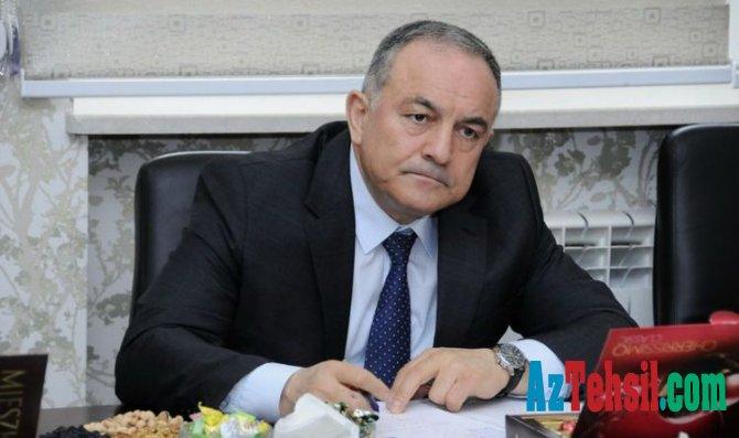 """Rektor Vilayət Vəliyev: """"Sentyabrdan sonra dərslər açılmasa, biz buna hazır olmalıyıq"""""""