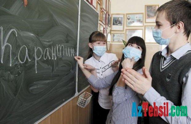 Rusiya məktəbləri necə açır?
