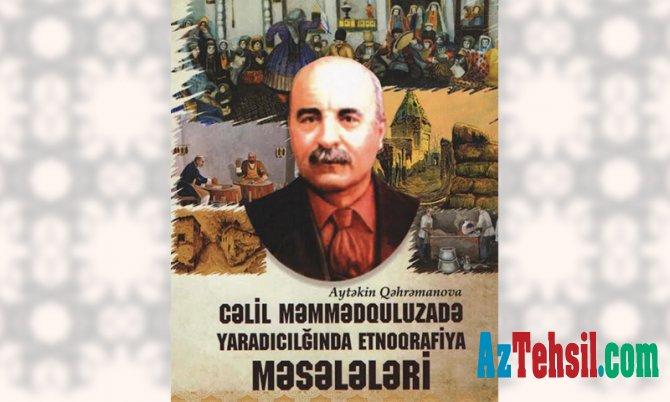 """""""Cəlil Məmmədquluzadə yaradıcılığında etnoqrafiya məsələləri"""""""