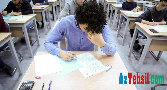 Qəbul imtahanlarının keçirilməsi üçün Operativ Qərargahdan icazə alındı