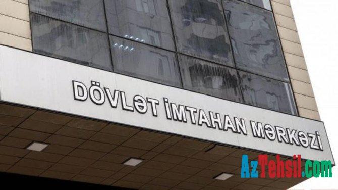 Qəbul imtahanlarına hazırlaşan abituriyentlərin nəzərinə