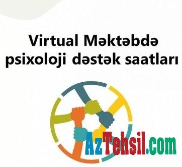 """""""Virtual məktəb""""də vebinar: Asan öyrənmə üsulları"""