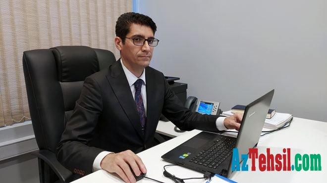 Natiq Yəhyayev: Televiziya dərslərinin interaktivliyini təmin etməli və distant təhsil imkanlarını genişləndirməliyik