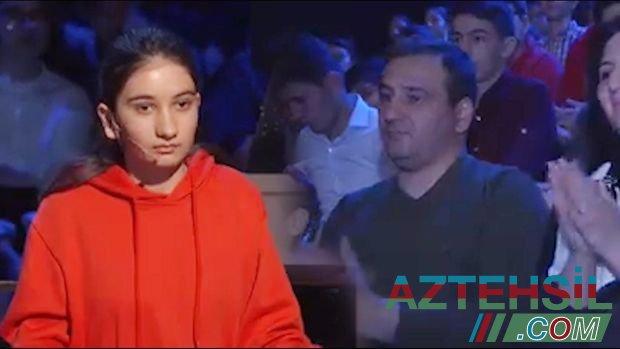 Şəhid generalımız qızının qatıldığı yarışda: Arxiv görüntüləri üzə çıxdı