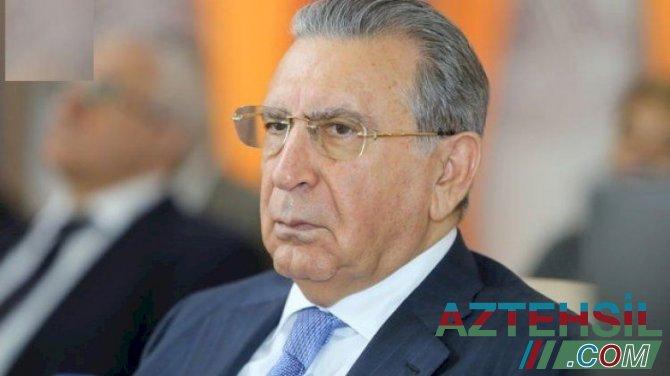 AMEA -nın mətbuat və informasiya şöbəsi Ramiz Mehdiyevlə bağlı məlumat yaydı