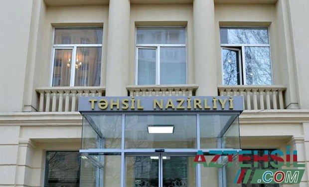 Gələn il üçün təhsilə 3 197,0 milyon manat maliyyə vəsaitinin ayrılacağı nəzərdə tutulur