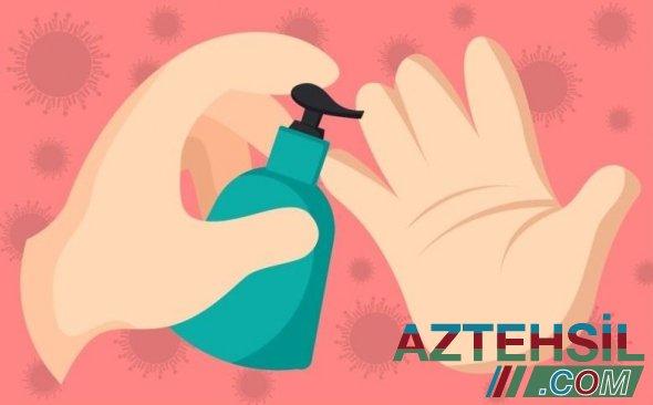 Məktəblər dezinfeksiya cihazları ilə təmin olunacaq