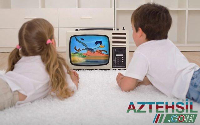 Uşaqlar Və Televizor