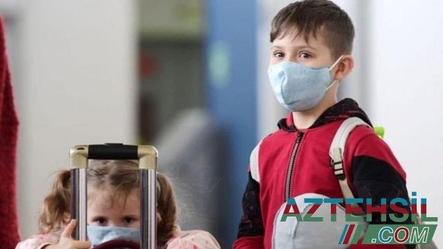Daha 13 məktəblidə koronavirus aşkarlandı