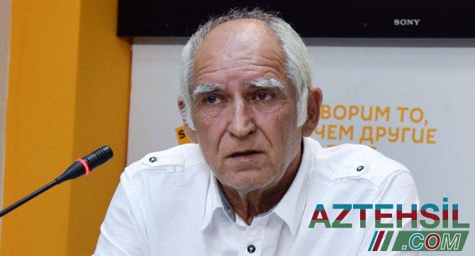"""Nadir İsrafilov: """"Bu hal hər hansı bir panika və ajiotaj yaradılması üçün yetərli sayıla bilməz"""""""