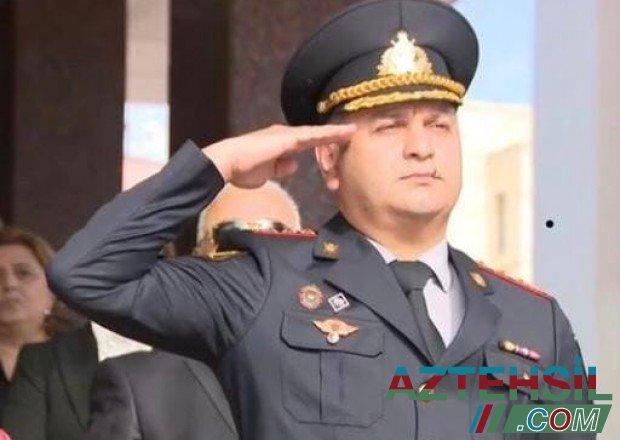 Polis Akademiyasına yeni rəis təyin edilib