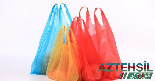 Polietilen torbaların istifadəsi qadağan edilir