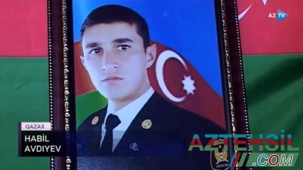 Şəhidlik zirvəsinin fatehi - VİDEOREPORTAJ