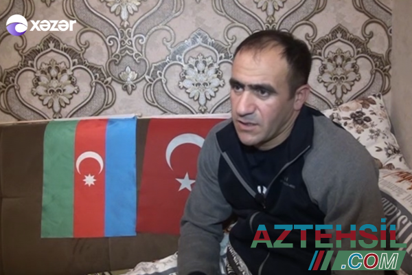 Mayor Zaur Rəhimovun böyük şücaəti - VİDEO