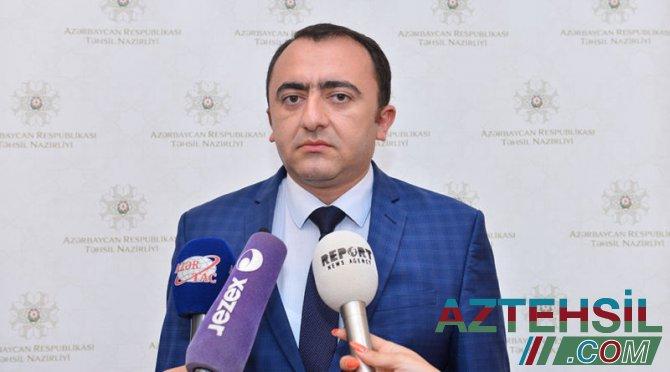 """Orxan Abbasov: """"Müəllimlər var ki, hazırda """"Virtual məktəb""""ə qoşulmur"""""""