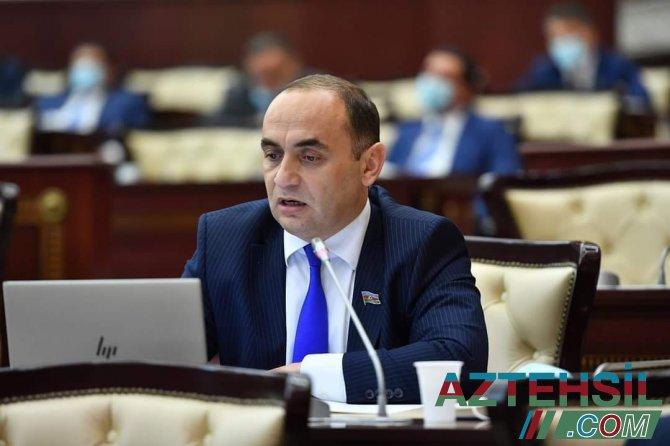 """Ceyhun Məmmədov :""""Gələcək nəsillərə bütöv Azərbaycan əmanət edəcəyik"""""""