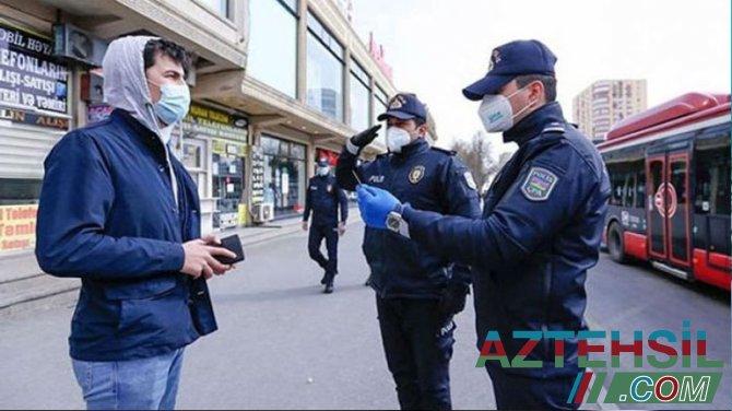 Azərbaycan ərazisində xüsusi karantin rejiminin müddəti dekabrın 28-dək uzadılıb