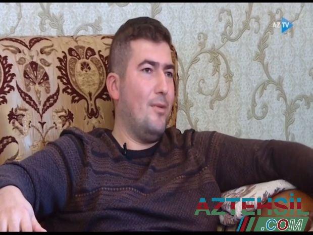 Yaralı zabit yoldaşını ölümdən xilas edən qazimiz - VİDEO
