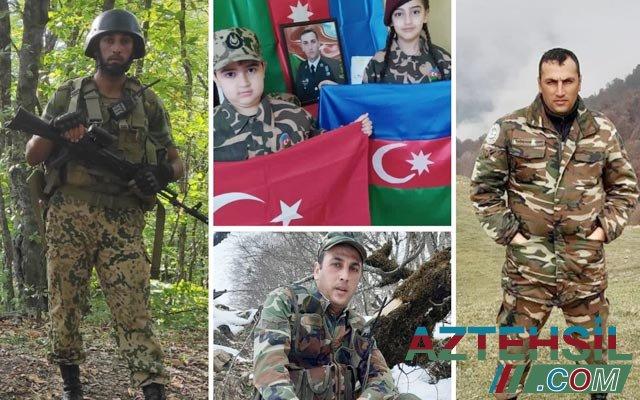 XTQ-nin igid əsgəri, xalqımızın şəhid oğlu Cahid Tağızadə - FOTOLAR