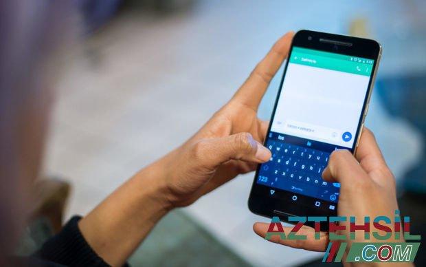 SMS-icazə sistemi yenidən bərpa olundu
