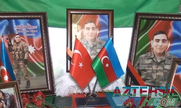 """18 yaşlı qəhrəmanımızın anası: """"Həmişə şəhid olacağını deyirdi, arzusuna da çatdı"""" - VİDEO"""