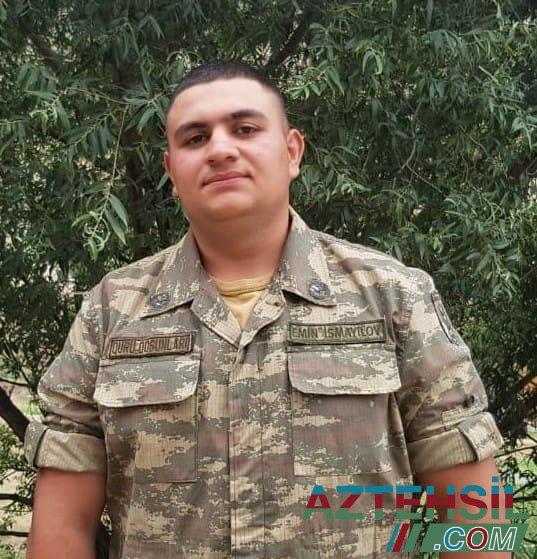 Emin İsmayılovun anası: