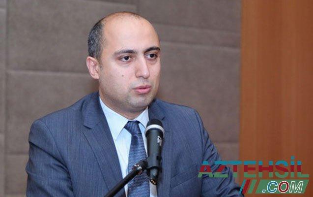 Emin Əmrullayev daha bir məktəb direktoruna töhmət verib – FOTO