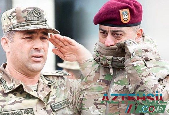 Ən çox medal alan generallar... - FOTO