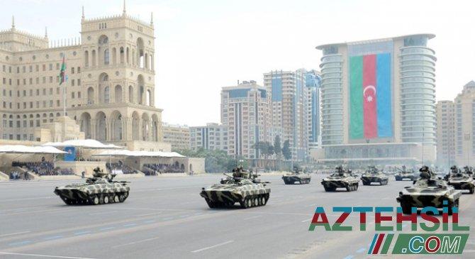 Azərbaycanda Qələbə paradının vaxtı və yeri bilindi